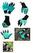 Перчатки G1001,Перчатки для садовых работ!Акция, фото 4