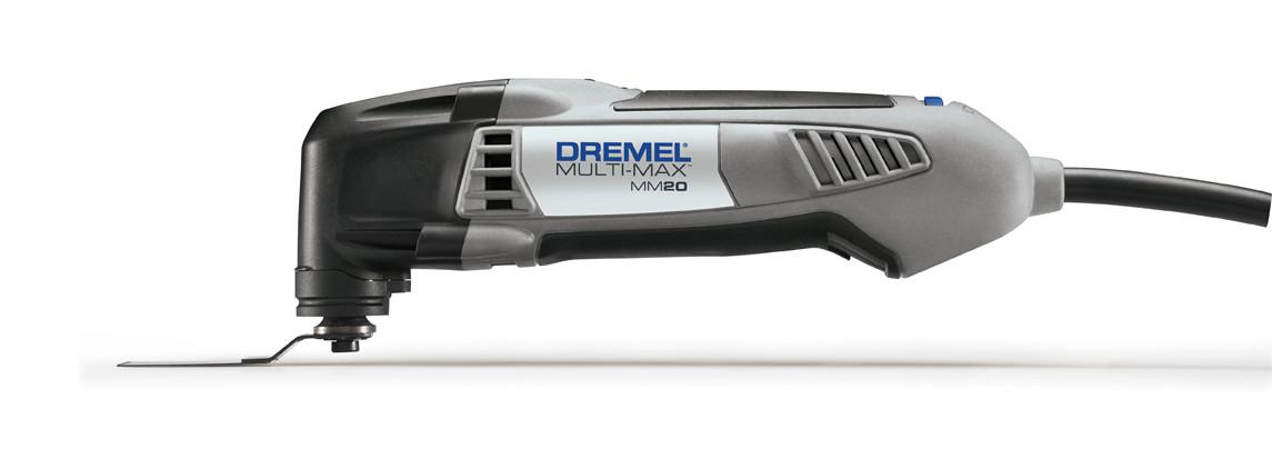 Мультирізак DREMEL Multi-Max MM20-1/9