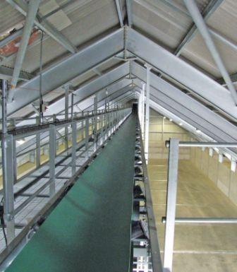 Ленточные конвейеры из Англии - Perry of Oakley Ltd в Харькове