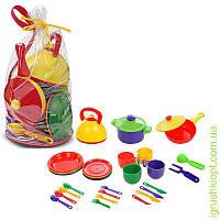 Набор посуды ЮНІКА, 33 предмета