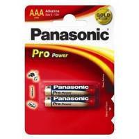 Батарейка PANASONIC LR03 Pro Power * 2 (LR03XEG/2BPU)