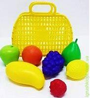 Сумочка с фруктами 7 пр., KW