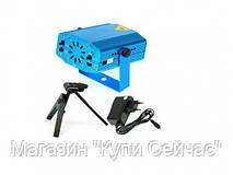 Лазерный проектор диско LASER 4in1!Акция, фото 2