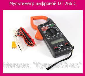 Мультиметр цифровой DT 266 C!Акция, фото 2