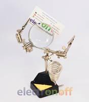 """""""Прочно держать и рассмотреть самые мелкие детали"""" – в продажу поступили """"третьи руки"""" от Интернет-магазина Electronoff !"""