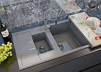 Кухонная мойка MILANO цвет Nebbia, Moko TM