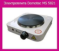 Электроплита Domotec MS 5821 Продажа только ящиком!!!!Акция