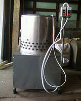 Машина для съема пера (перепела)