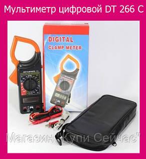 Мультиметр цифровой DT 266 C, фото 2