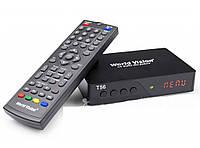 ТВ-ресивер DVB-T2 WORLD VISION T56