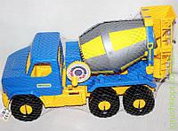 Авто City Truck бетономешалка, Wader
