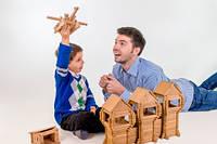 Конструктор з дерева для дітей