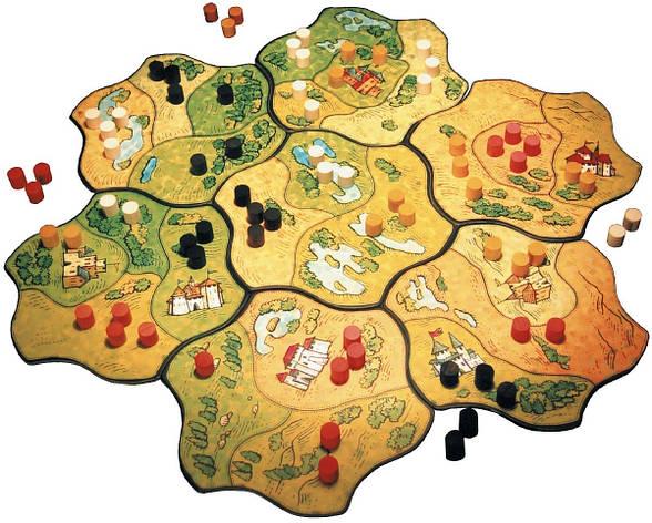 Настольная игра Володар семи земель, фото 2