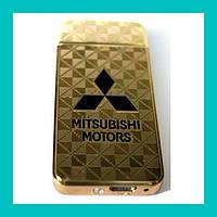 Электроимпульсная USB зажигалка Mitsubishi Elite