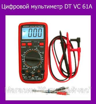 Цифровой мультиметр DT VC 61A!Акция, фото 2