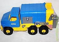 Авто City Truck мусоровоз, Wader