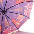 Женский полуавтоматический зонт  ZEST Z53626A-11, фото 3