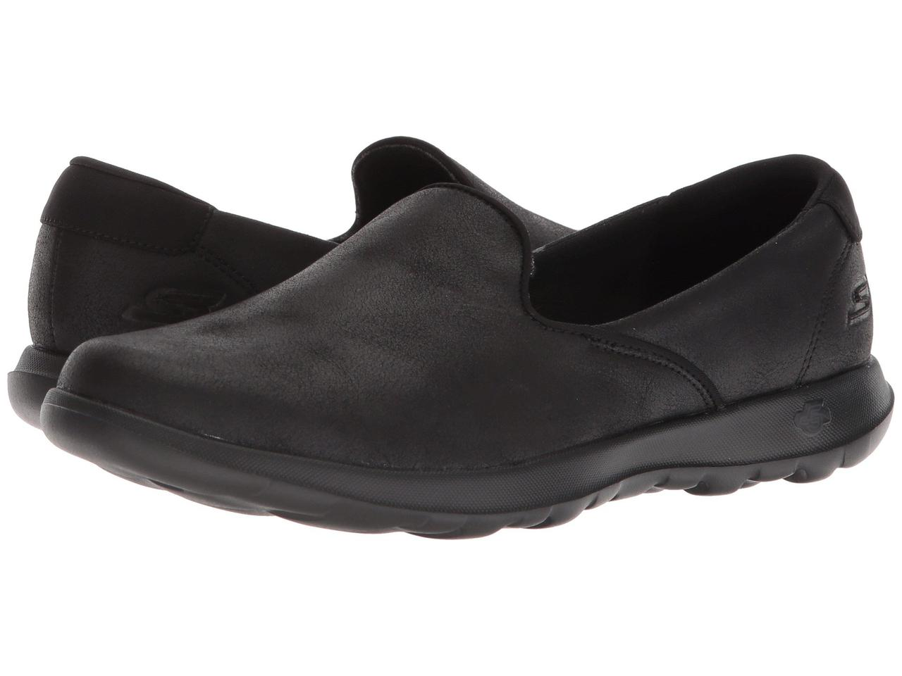 Мокасины (Оригинал) SKECHERS Performance Go Step Lite - Queenly Black