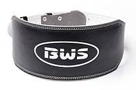 Пояс штангиста кожзам широкий (15см) BWS B15024