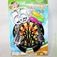 Www Набор игровой Police, 3 вида на пл.
