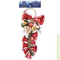Декор рождественский колокольчики