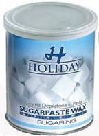Шугаринг Holiday (Италия), жесткая сахарная паста, 400 мл(500г)