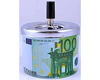 Пепельница-Юла Доллар,Украина,Евро №2435