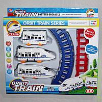 """Www Железная дорога """"ORBIT TRAIN"""" в коробочке"""