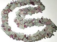 Ожерелье из флюорита