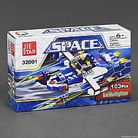 Конструктор JIE STAR 32001 (120) 103 дет, в коробке