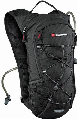 Велорюкзак с гидратационной системой Caribee Skycrane 2L Black, 920952