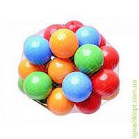 Набор шариков ОРИОН, 32шт. в сетке