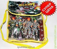 """Www Набор игровой """"Military"""" в сумке"""