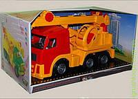 "Машина ""Акрос"" кран в коробке COLORplast"