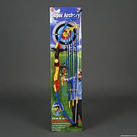 Лук 980-1 (36/2) 3 стрелы, лазер, на листе