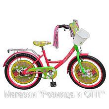 Велосипед детский мульт 20 дюймов P2051F-B