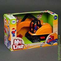 Экскаватор М4, ORioN в коробке