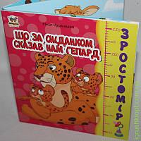 Ростомер: Що за сніданком сказав нам гепард укр