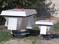 Клапан дыхательный КДМ-150 Ду 100 Ру 0,002 МПа