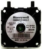 Пресостат Honeywell C6065 к котлам Колви