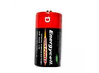 Батарейки ENERGYCELL R 20 (1х2шт)