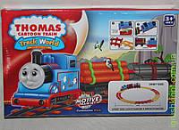 """Www Железная дорога """"Thomas"""", 11 деталей, на батарейках"""