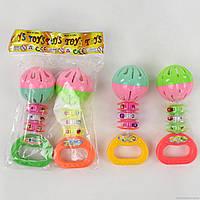 Погремушка 2109-2 (300/2) 2шт в кульке