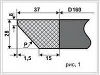 Уплотнительные прокладки для нефте- и бензоналивных вагонов цистерн