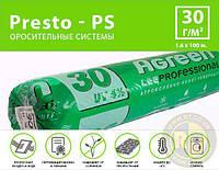 Агроволокно белое Agreen (спанбонд) плотность 30 г/м, ширина 1,6 м длинна 100 м Agreen 30 AG 16 100