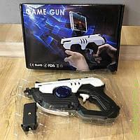 Пистолет Т-82, бело-черный, Bluetooth 3D VR игры
