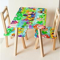 Столик с двумя стульчиками СМЕШАРИКИ