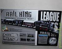 Www Железная дорога TRAIN-19, в коробке