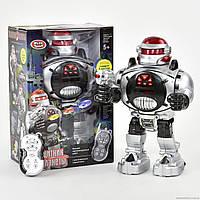 Робот 9184 (18) р/у, звук, свет, в коробке