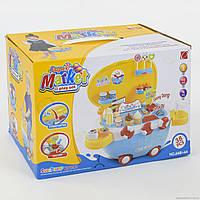 """Игровой набор 668-44 (12) """"Магазин Мороженого"""" в коробке"""